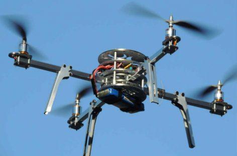 El uso de drones puede salvar vidas