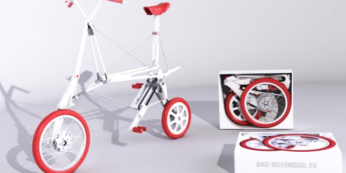 La nueva bicicleta portátil cabe en un maletín