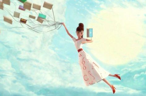 Libros voladores: historias de actos positivos entre los ciudadanos
