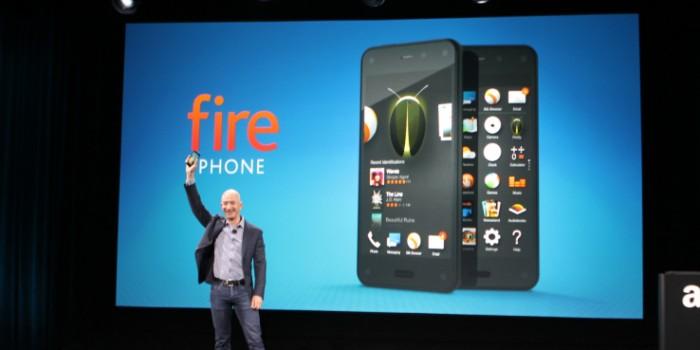 Amazon lanza su primer smartphone al mercado