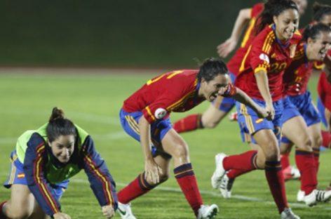 Las alegrías del deporte femenino español