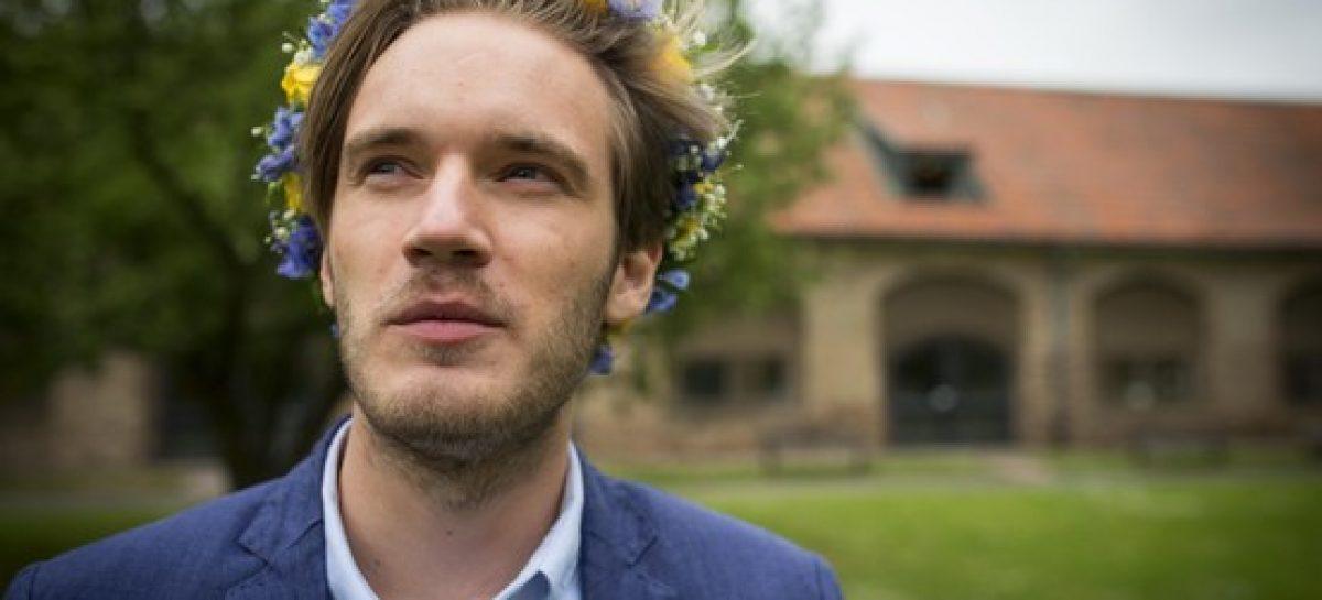 Felix Kjellberg, el usuario de YouTube con 27 millones de seguidores