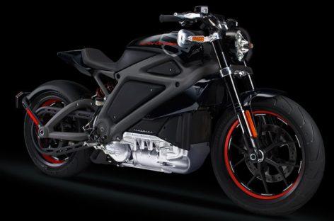 La primera Harley Davidson eléctrica