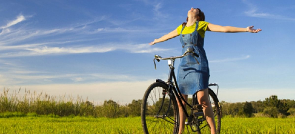 Ciclistas, los más felices de camino al trabajo