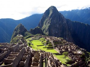 machu picchu - lugares turisticos - viajes