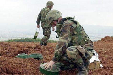 Estados Unidos dejará de producir minas antipersona