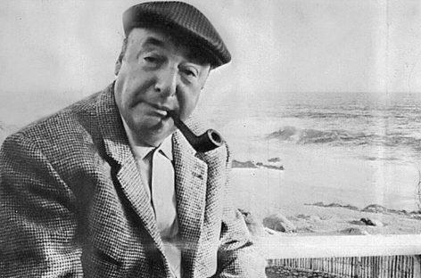 Hallado un botín de poemas inéditos de Pablo Neruda