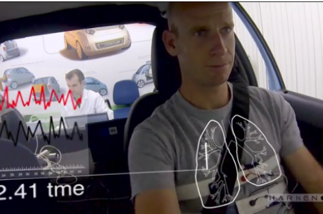 Un sistema de sensores capaz de reducir riesgos al volante