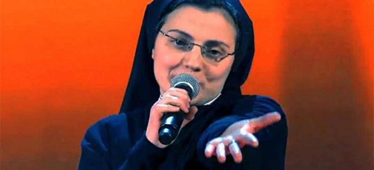 Sor Cristina Scuccia, ganadora de «La Voz» Italia