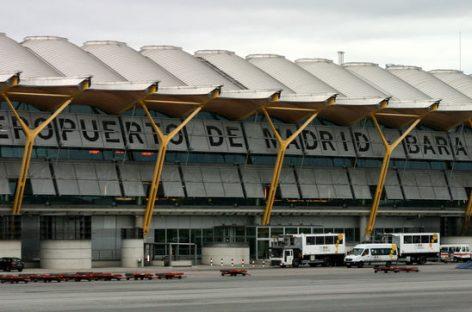 El aeropuerto madrileño reduce sus emisiones en 586,1 toneladas