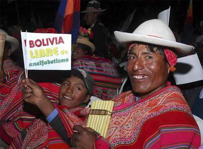 La Unesco celebra los bajos resultados de población analfabeta