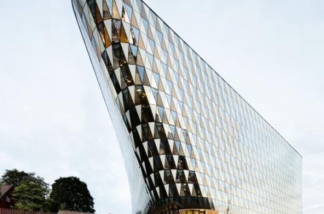 Arquitectura imposible, los edificios más espectaculares del mundo