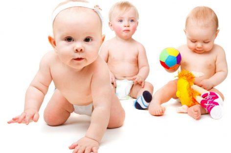 La creación de las estructuras mentales en los bebés