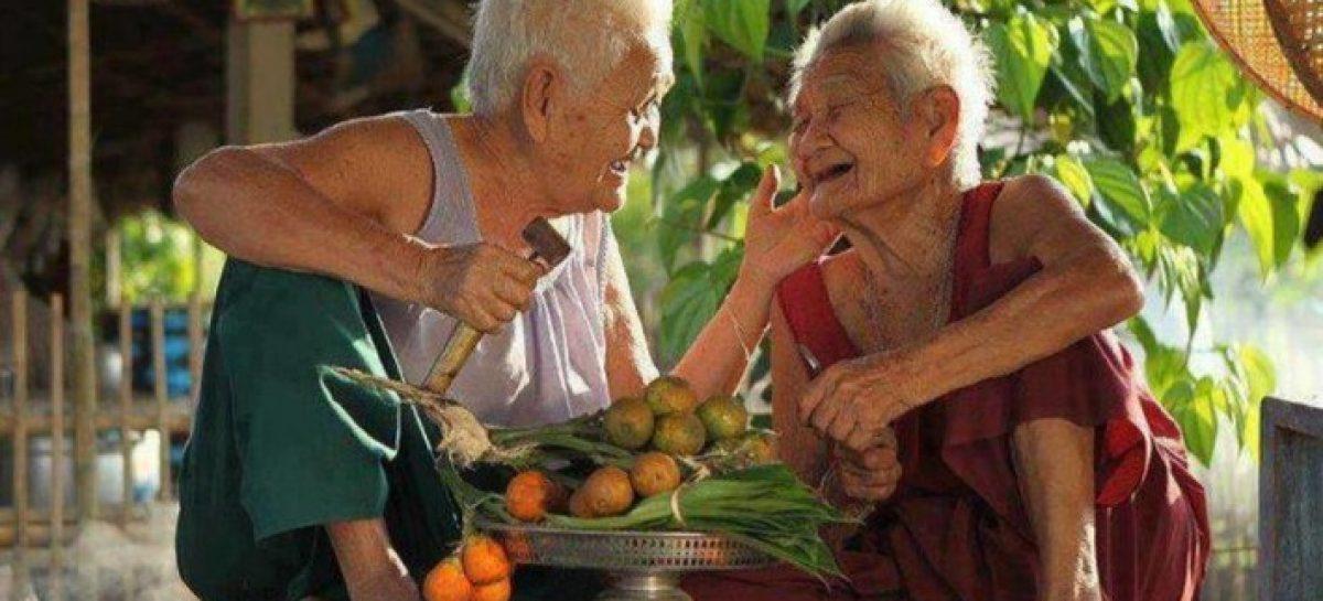 En Japón el pueblo más longevo del mundo