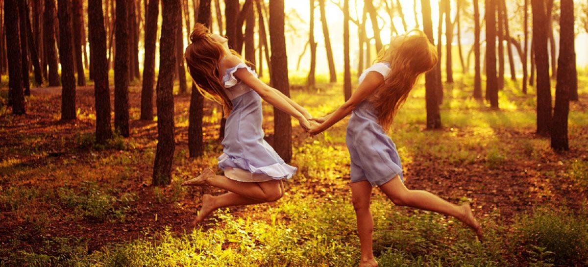 Los espacios verdes nos hacen más felices