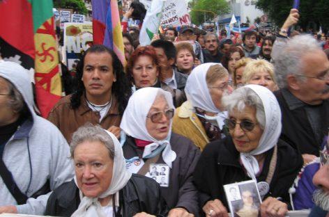 La incansable lucha de las Abuelas de Plaza de Mayo