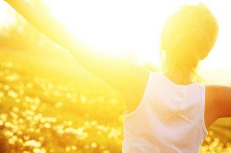 Los beneficios de la luz solar para tu salud