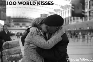 besos - amor - 100 kisses