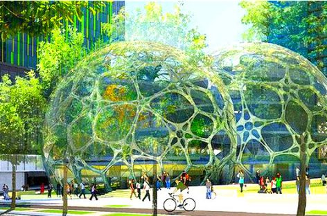 ¿Cómo serán los edificios del futuro?