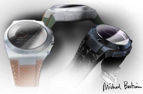 HP crea su propio reloj inteligente con un diseño de lujo