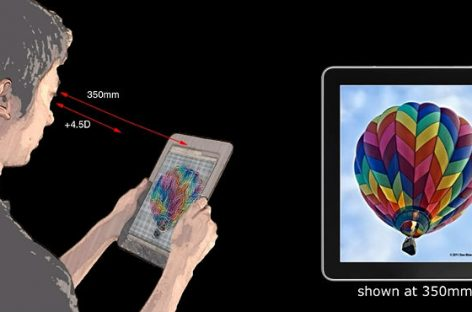 """El """"adiós"""" a las gafas más cerca gracias a la nueva tecnología"""