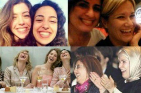 La risa contestaria de las mujeres turcas