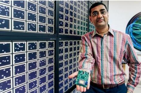 Un ordenador más humano que emula las neuronas cerebrales