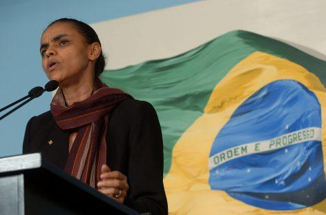 "Marina Silva desata la ""ola verde"" en Brasil"