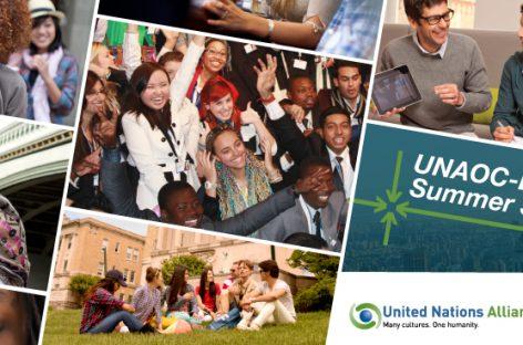La ONU crea una escuela de verano para jóvenes que quieren cambiar el mundo