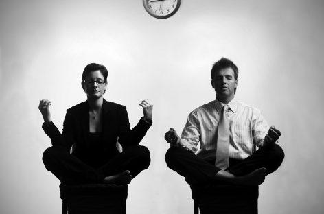 Meditación en el trabajo