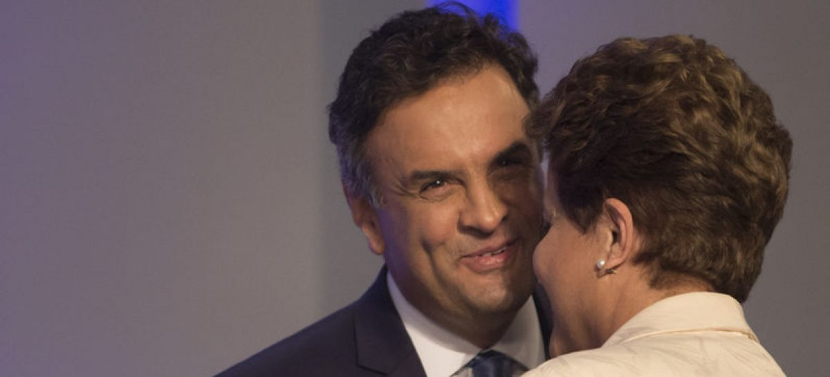 Elecciones en Brasil: duelo final Rousseff y Neves