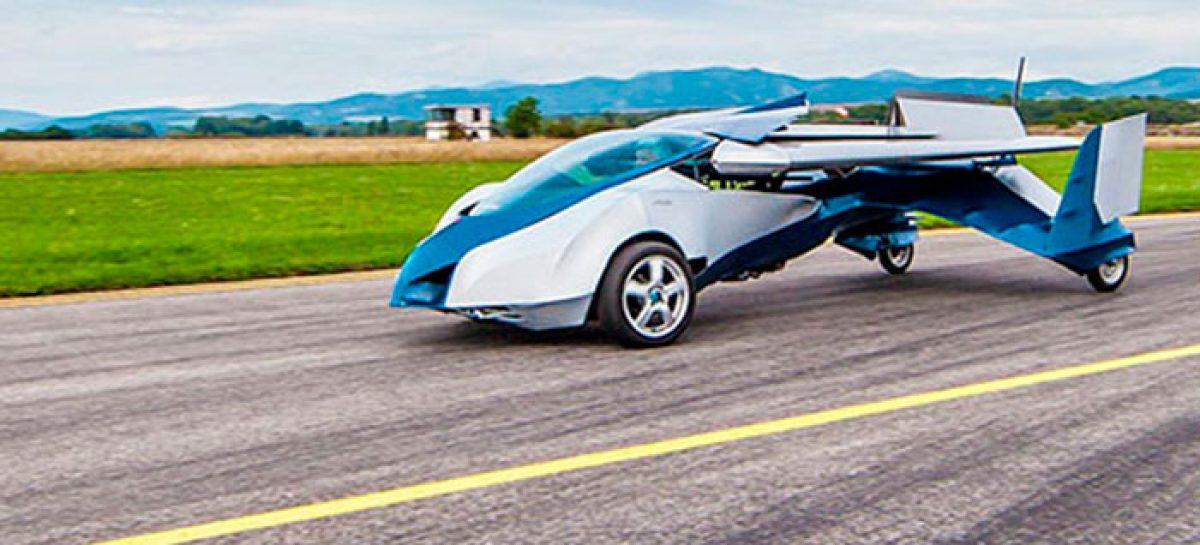 Aeromobil: el coche volador es casi una realidad