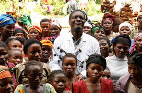 El médico congolés Denis Mukwege gana el Premio Sájarov