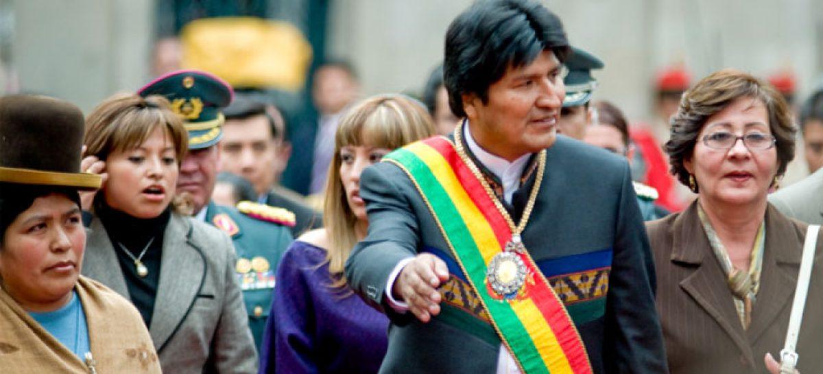 La Bolivia de Evo Morales