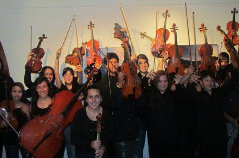 Una orquesta que fabrica sueños para los jóvenes
