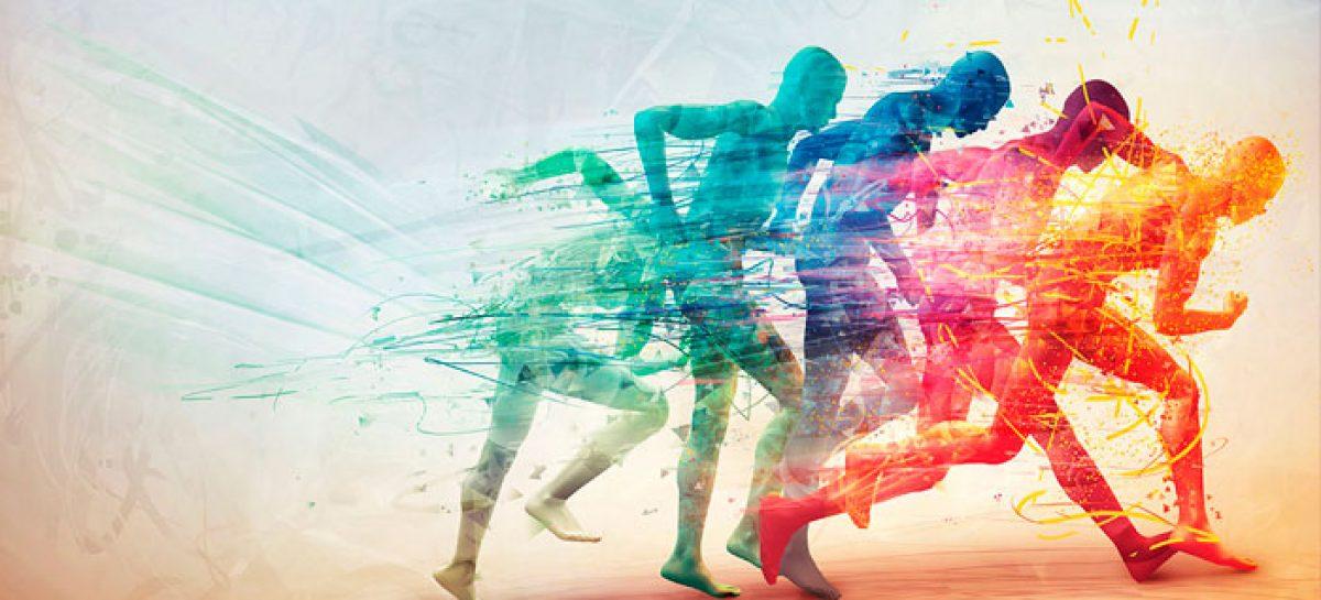 Correr para no cansarse