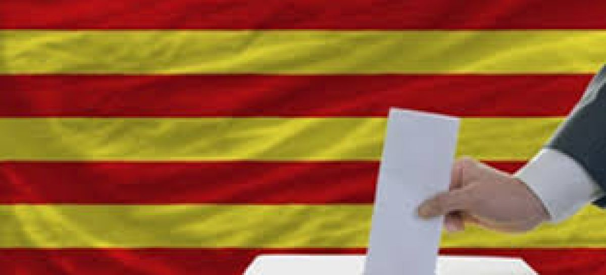 Cataluña, una manifestación de 2.250.000 personas.
