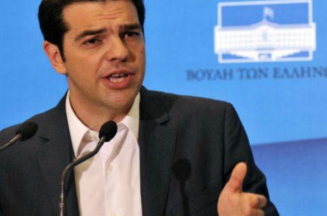 Grecia, el partido Syriza candidato a ganar las elecciones