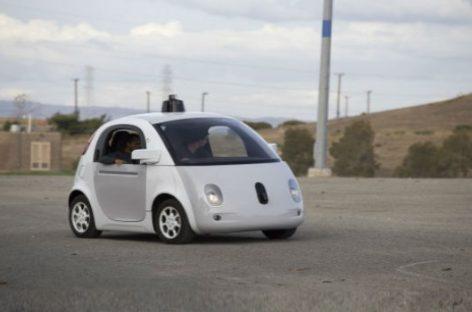 Google presenta su automóvil sin conductor