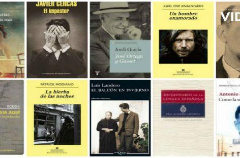 Los 10 mejores libros del año