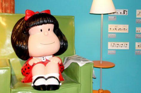 Aquí vivió Mafalda