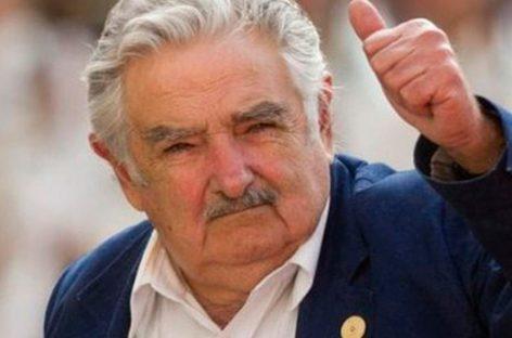 """Pepe Mújica sobre Podemos: """"Es un grito de alerta en el mundo contemporáneo"""""""