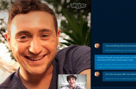 Skype Translator, el traductor a tiempo real de Microsoft