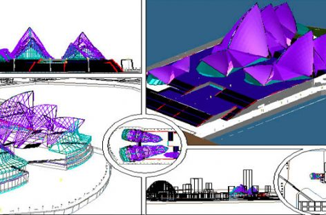 Edificios emblemáticos que no existirían sin el CAD