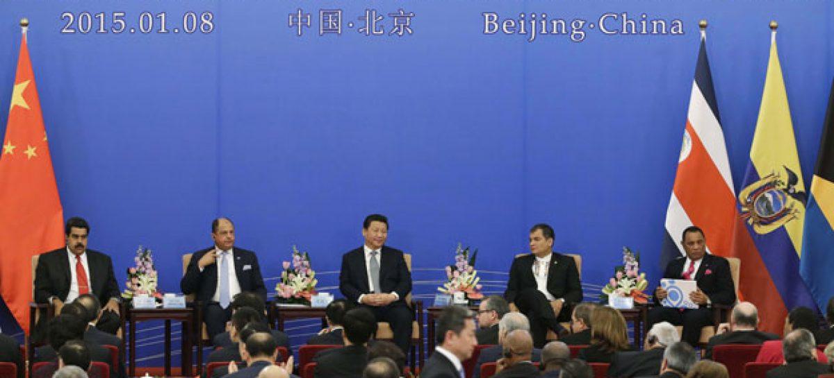 China invertirá 250.000 millones en Latinoamerica
