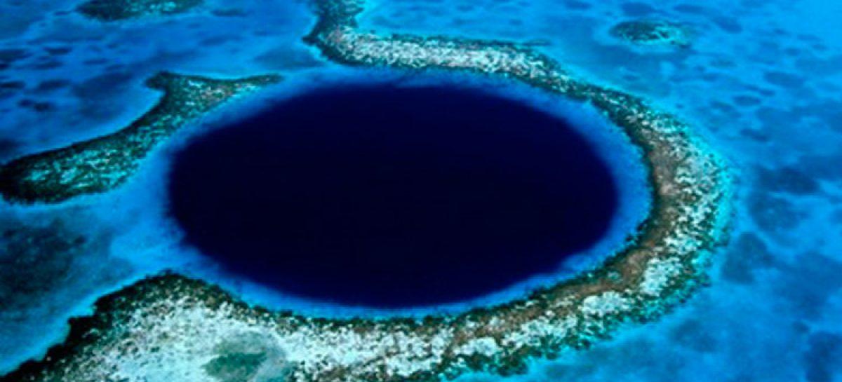 El secreto maya del Gran Hoyo Azul
