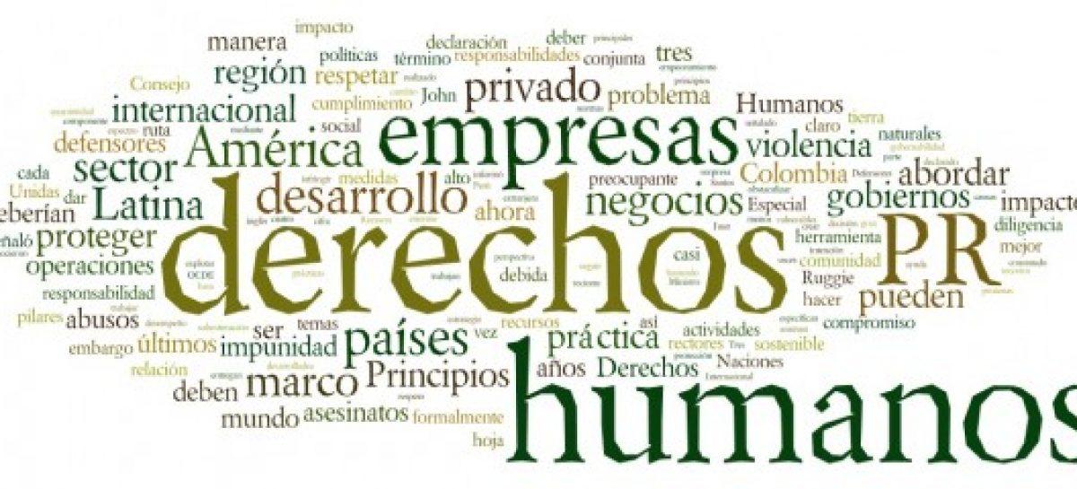 Derechos humanos: las buenas noticias del 2014
