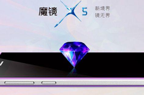 Smartphone con pantalla de zafiro por 160 dólares