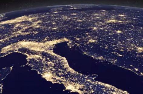 Las fiestas desde el espacio