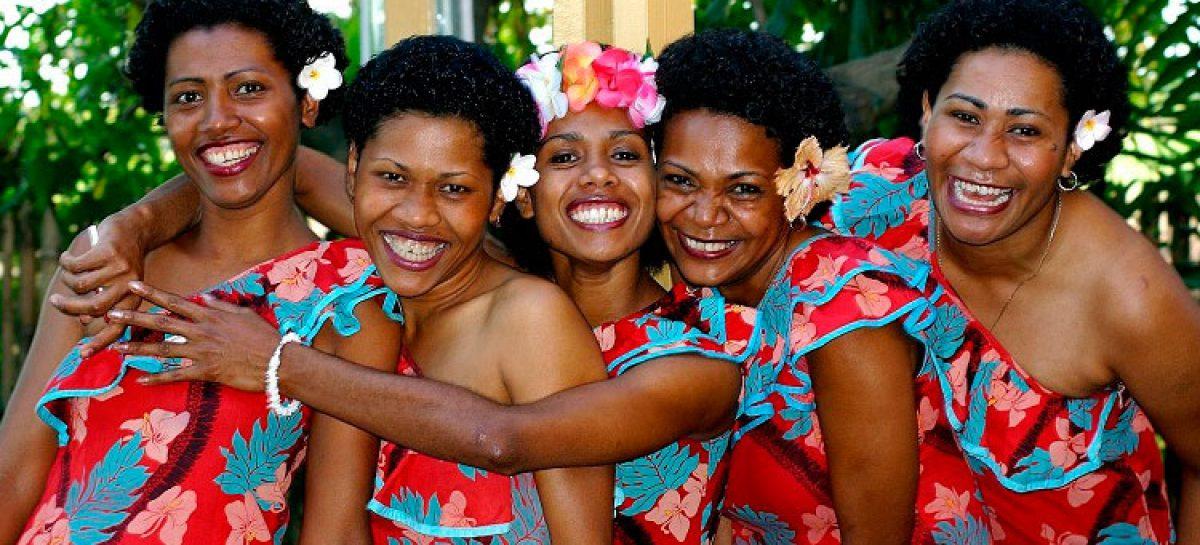 Fiyi, el país más feliz del mundo